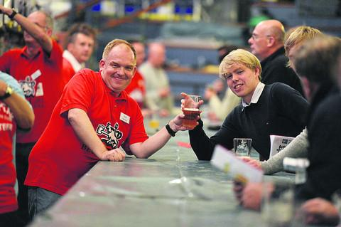 Raise a glass for Oxford's annual beer festival
