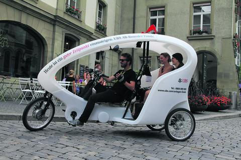 'Pedicabs' could soon become a common sight in Oxford