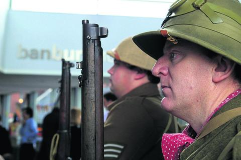 First World War roadshow rolls in