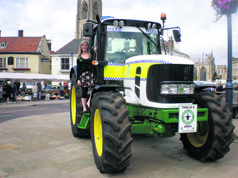 From Young Farmer to national chairman