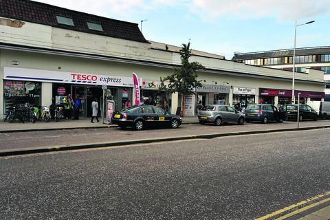 Oxford Mail: Tesco Express and  Sainsbury's Local in Summertown