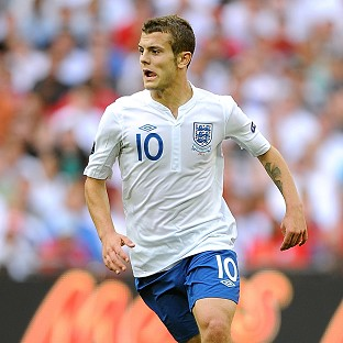 Jack Wilshere, pictured, is happy to be in Roy Hodgson's England plans