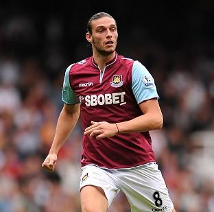 Oxford Mail: Andy Carroll will be back at St James' Park on Sunday