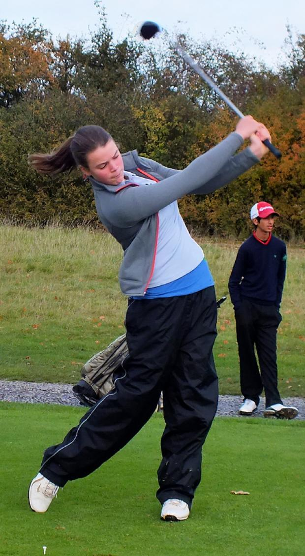 Hadden Hill junior Victoria Hart has been selected for the England Birdie Year One Squad.