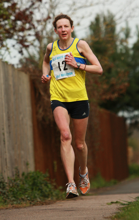 Jude Craft lead the way for Headington Road Runners in round two of the Chiltern League