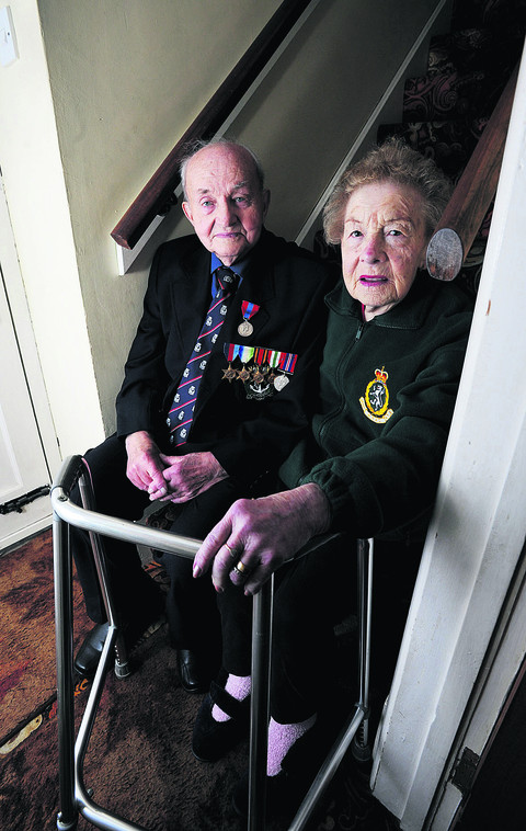 'Red tape' denies couple vital stairlift