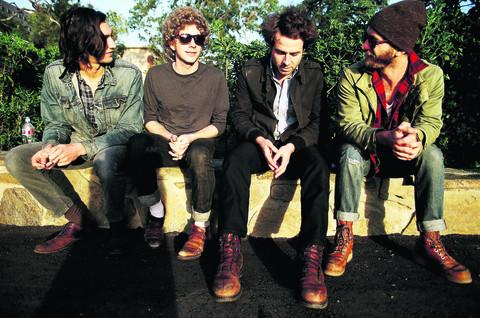 "DAWES: ""Some people say we are a folk-rock band, an Americana band or an alternative-country band, but we are just four friends making music together – and that is rock & roll."""