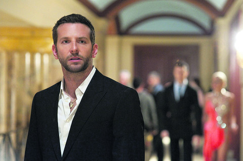 SILVER LININGS PLAYBOOK: 'Molten screen chemistry between the leads and zinging one-liners ensure the film never drags its heels'