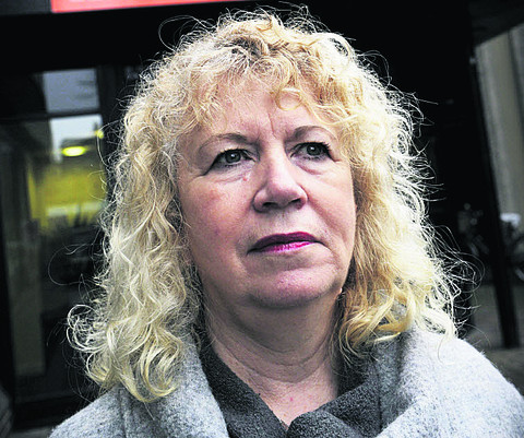 Labour group leader Liz Brighouse