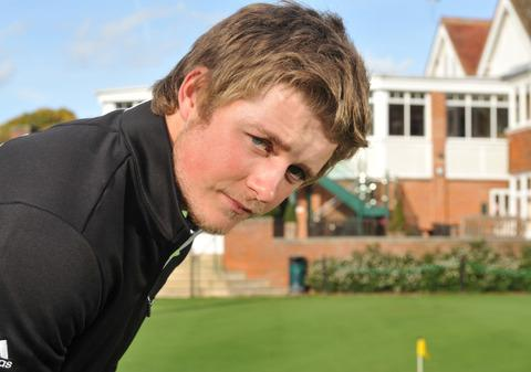 Eddie Pepperell starts his European Tour in South Affrica today