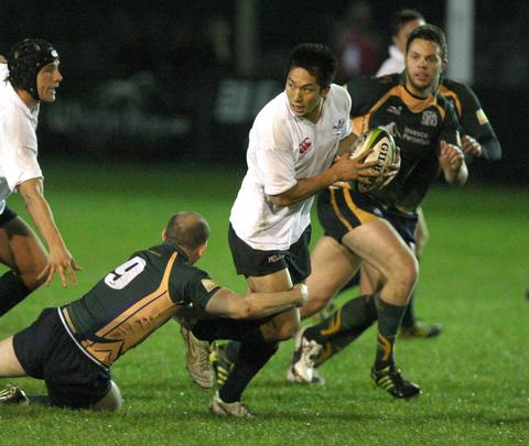 Oxford Mail: Hee-Won Cho makes a break for Oxford University
