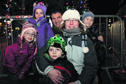 'Brilliant' decorations light up Summertown