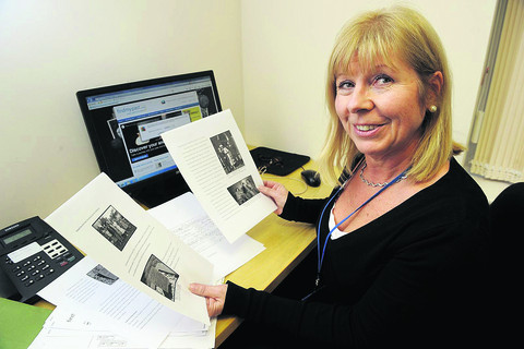 Delving into family past uncovers uncle's tale
