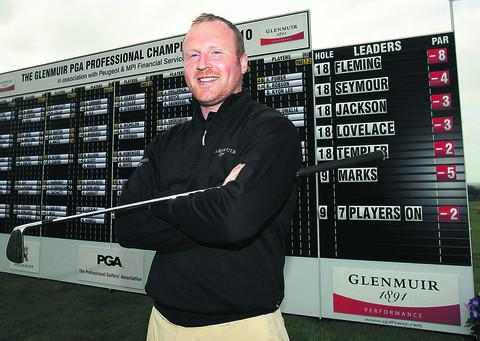 Tom Fleming will tee up alongside some big names at Wentworth
