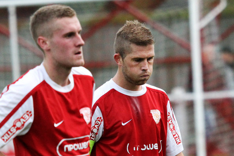 Gareth Thomas has left Didcot, where he was club captain, to join rivals Abingdon United
