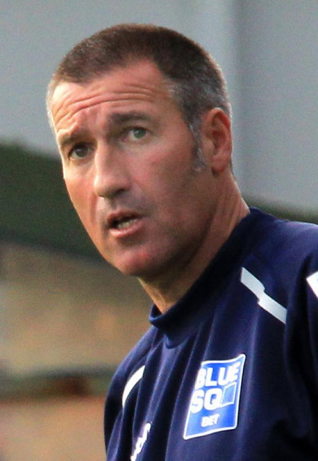 Mike Ford used to manage Brackley
