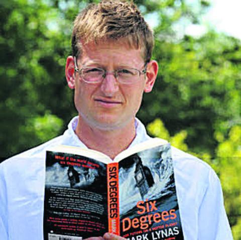 Oxford Mail: Mark Lynas