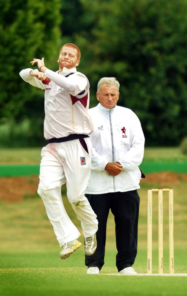 Off-spinner Jimmy Phillips takes over at the helm for Banbury