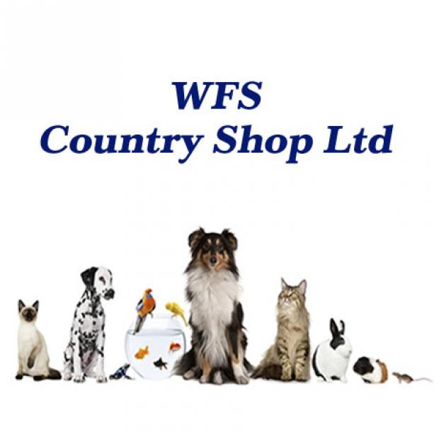 10% off clothing, footwear, pet & equestrian supplies from WFS Country Shop Ltd