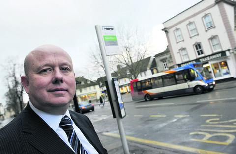 County council leader Ian Hudspeth         Picture: Mark Hemsworth