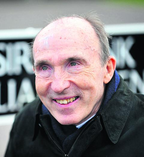 Williams founder Sir Frank Williams