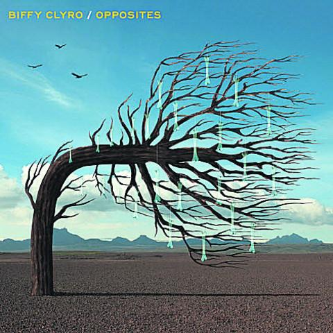Biffy Clyro: Opposites (14th Floor Records)