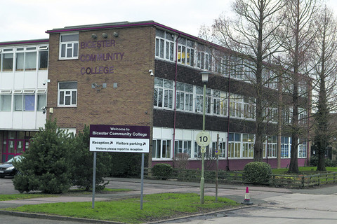 Call to sack governors at failing Bicester Community College