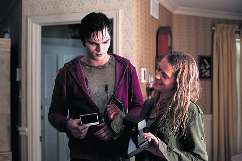 WARM BODIES: 'a refreshing twist on Romeo And Juliet, enhanced with solid digital effects to unleash an army of ravenous skeletons...'