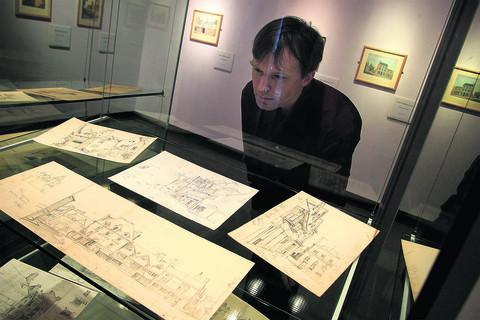 Dale Johnston of Banbury Museum looks at some of Maurice Draper's sketches