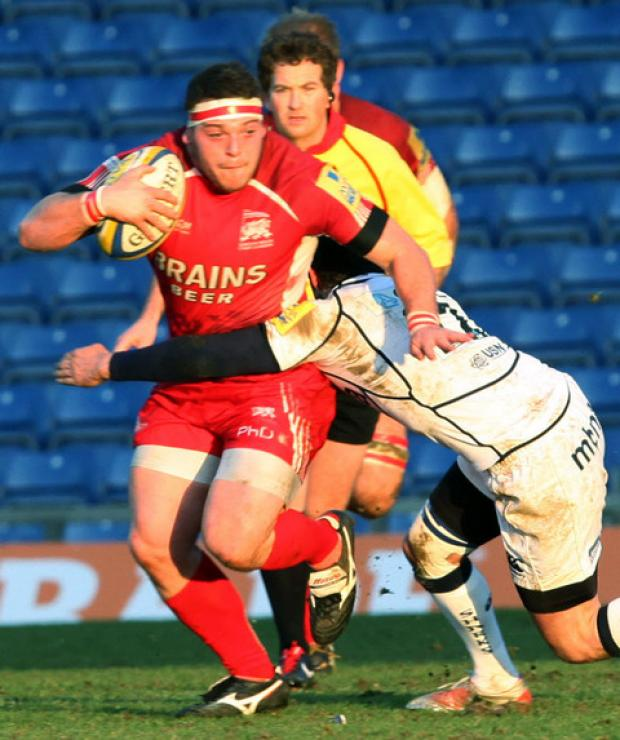 Greg Bateman comes back into the London Welsh side fro their clash at Exeter Chiefs