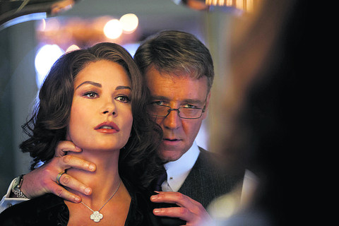 BROKEN CITY: 'marshals an impressive cast and Brian Tucker's script sustains dramatic tension for the opening hour'