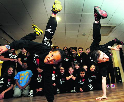 Street dancers gear up for championships
