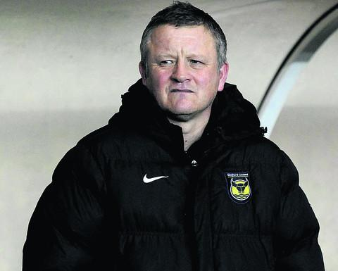 Chris Wilder says Tuesday's defeat to Rotherham hurt, but it will not change his approach