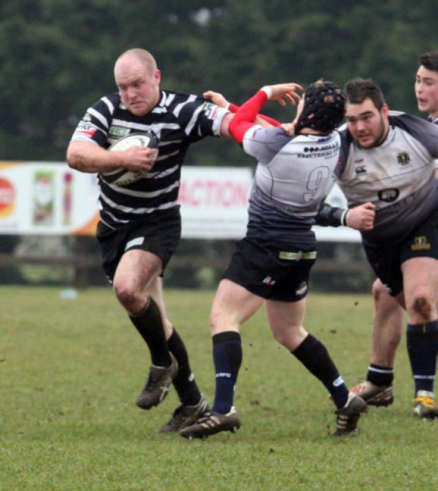Joe Pickett in action for Chinnor