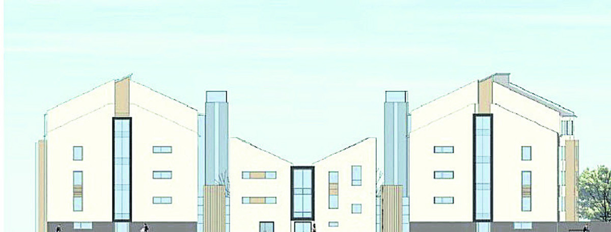 Design tweak that tipped balance in Port Meadow student flats row