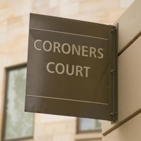 No name given for deceased at inquest