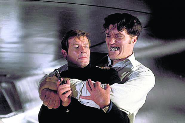 "JAWS aka RICHARD KIEL: ""It's good to see the films on the big screen again and it's great you are doing it. I wish I could be there..."