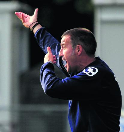 Mike Ford was pleased with Oxford City's draw at Colwyn Bay