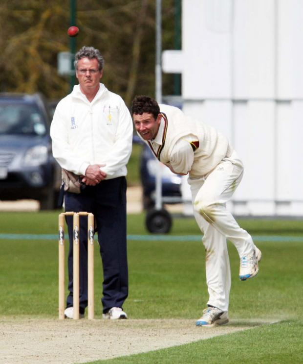 Oxford Mail: Luke Ryan has led Oxfordshire into the last eight