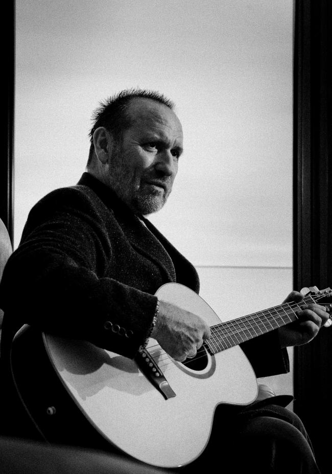 "COLIN HAY: ""I'd like to speed it up a bit, because I'm running out of life..."