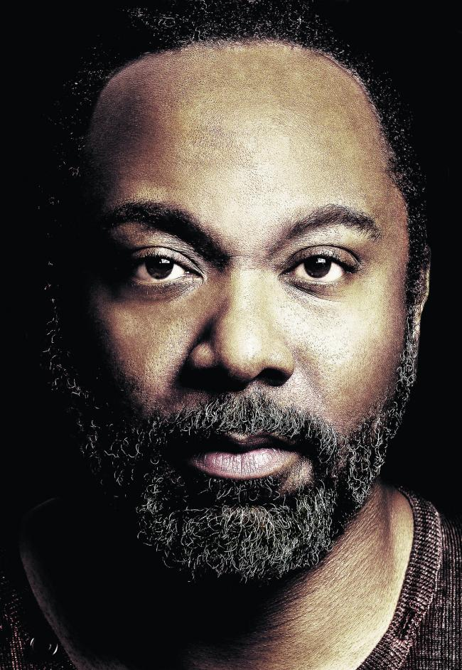 "REGINALD D HUNTER: ""Of course, I have long dark nights of the soul where I consider where the line should be..."