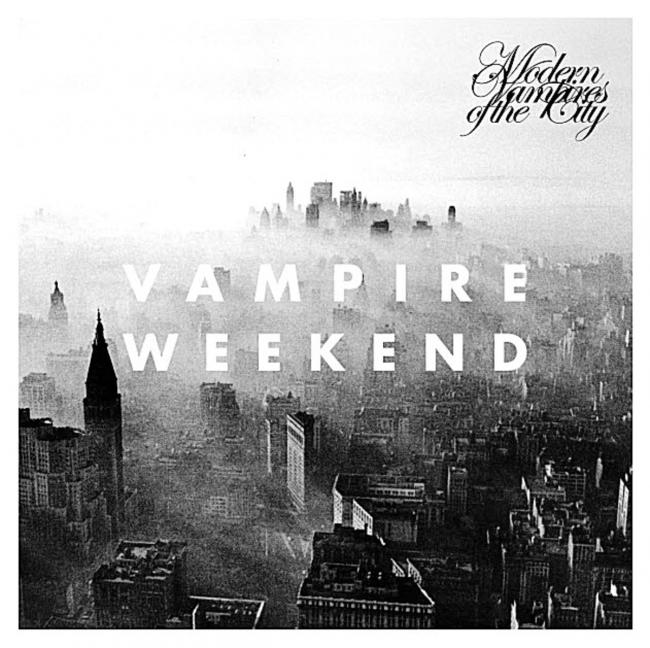 Vamping it up: Vampire Weekend