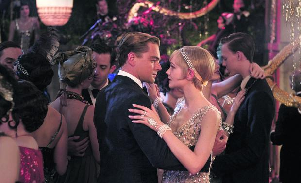 THE GREAT GATSBY: 'Luhrmann is the first film-maker in almost 40 years to commit F Scott Fitzgerald's classic novel to the big screen, bringing his distinctive style and youthful energy to a story of smouldering passions in swinging 1920s New York.'