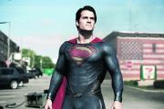 MAN OF STEEL: 'a bombastic and bruising reboot, punctuated by overblown set pieces'