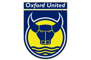 Who was Oxford United's man of the match at Portsmouth?