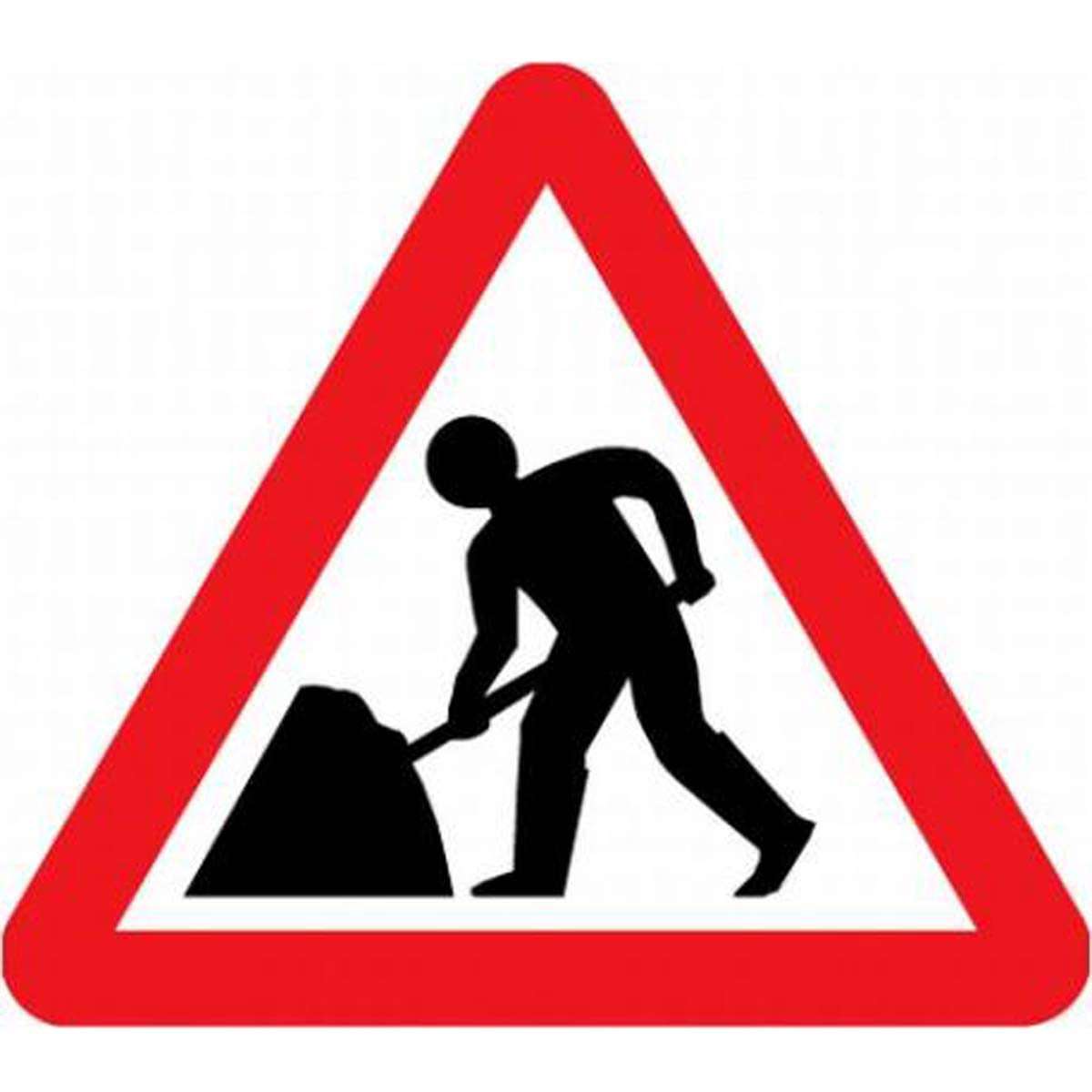 Roadworks will affect the A34