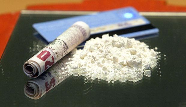 Man is fined for having cocaine