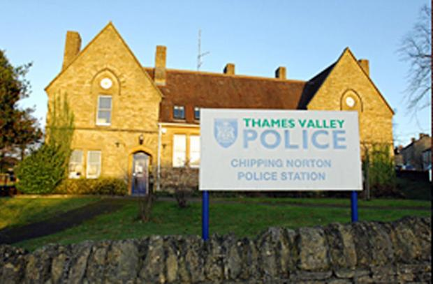 Oxford Mail: Chipping Norton's old police station