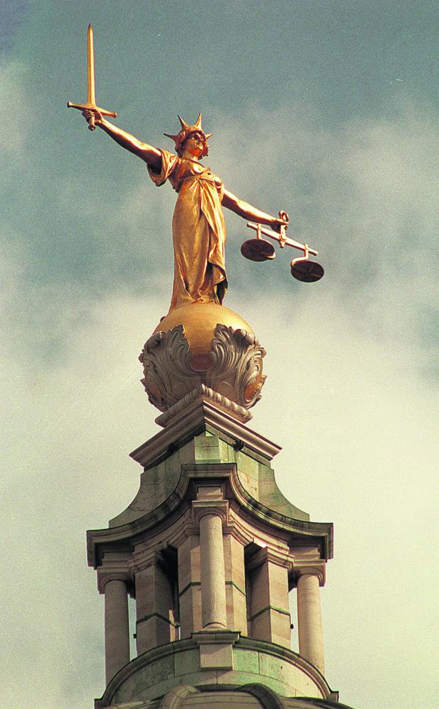Oxford Mail: The Scales of Justice