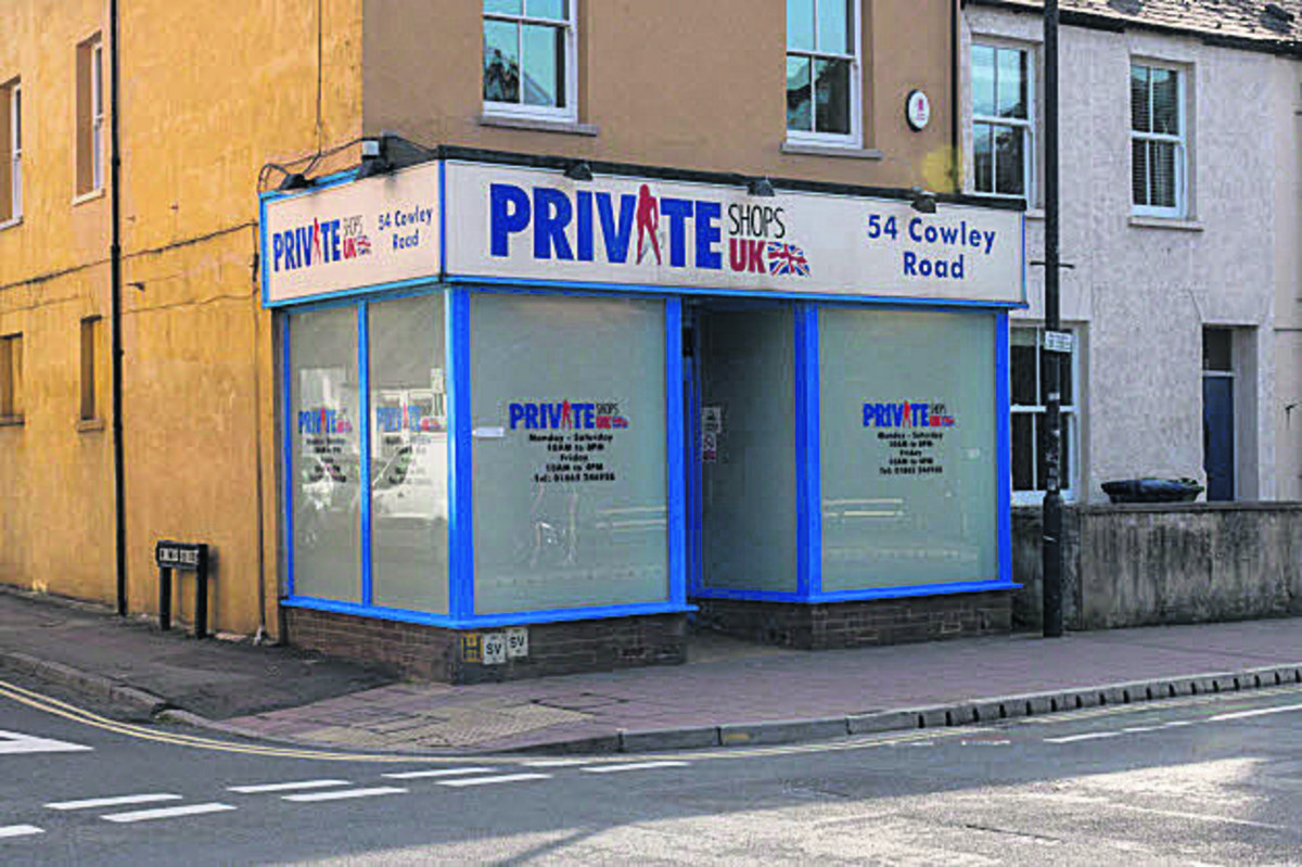 Private sex shops in the uk